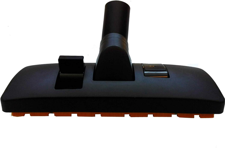 Maxorado - Boquilla para aspiradora Compatible con Miele Original SBD 285-2 285-3 265-3 650 SBD285 DB265 SBD650 Boquilla para aspiradora Complete Compact Classic Blizzard Swing H1 C1 C2 C3: Amazon.es: Hogar