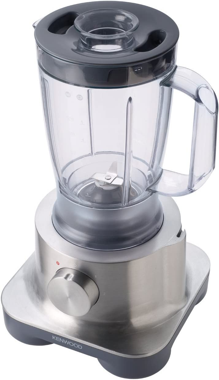 Kenwood Multipro Compact 9 Cup Food Processor, Silver by Kenwood ...