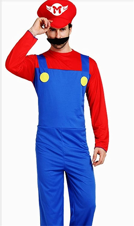 Super Mario Brothers Rubies Mario Adult Costume