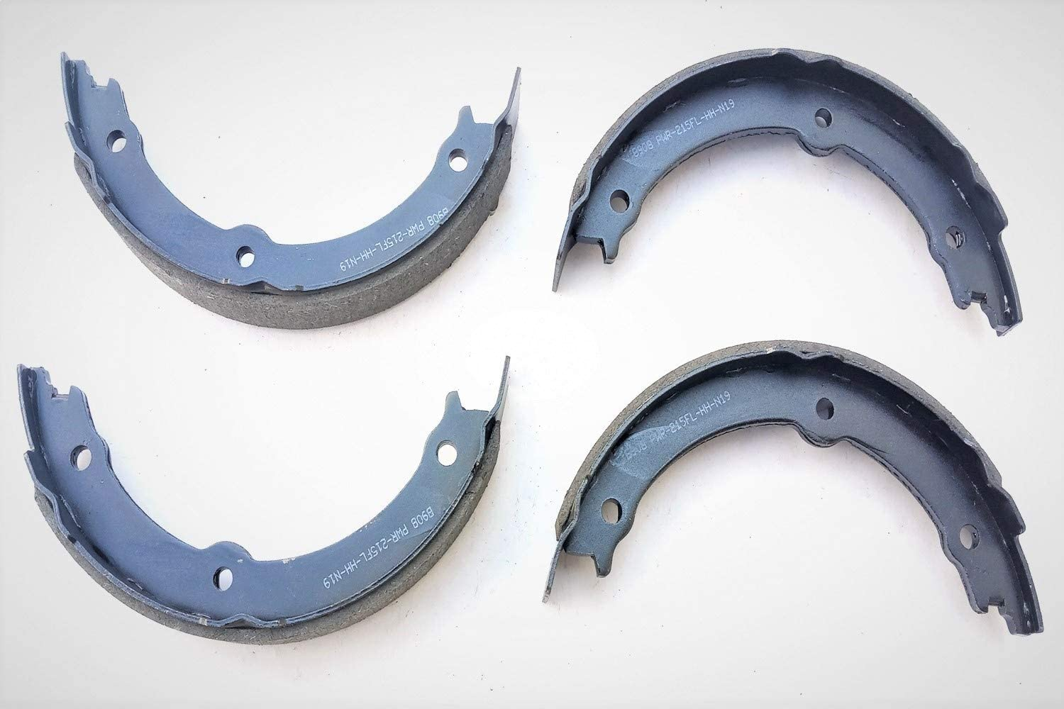Power Stop B908 Autospecailty Stock Replacement Rear Brake Shoes