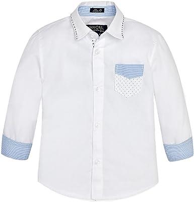 Mayoral - Camisa - para bebé niño: Amazon.es: Ropa y accesorios