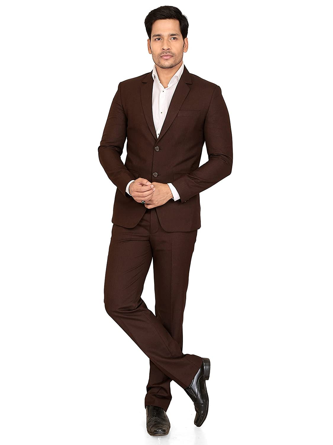 0c287c2fc6a Amazon.in  Suits - Suits   Blazers  Clothing   Accessories