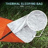 FosPower Emergency Sleeping Bag Liner Durable