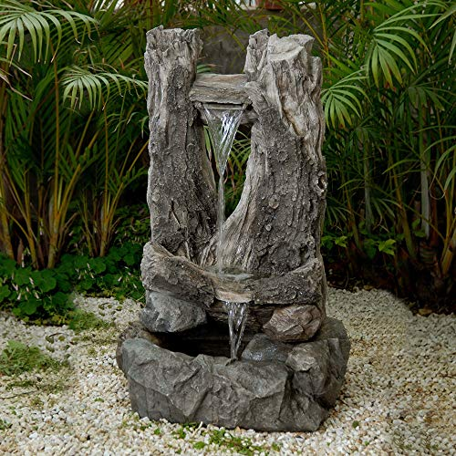 Nova Waterfall - Nova Water Fall Outdoor Fountain