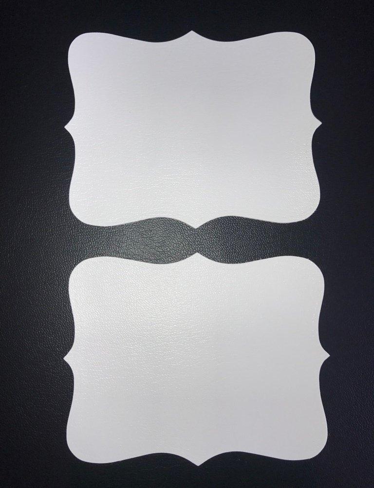 Marine Vinyl Fabric - 54'' - White: 10 Yards by Marine Vinyl Fabric (Image #3)