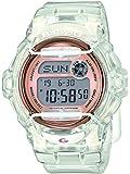 Casio Women's Digital Watch with Resin Strap BG-169G-7BER