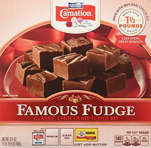 Carnation Famous Fudge Kit, 15.5 Ounce Kit