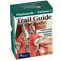 Trail Guide to the Body Flashcards, Vol 1
