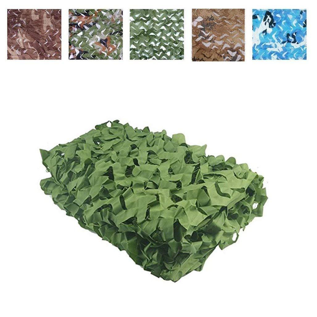 Camo Netting für Kinder, grün Camouflag Net, erhöhen Sie das Verstärkungsnetz, geeignet für Army Shade Military Jagd Schießstand Camping Outdoor ausblenden bedeckt Auto Garten Dekoration Angeln Zelt,