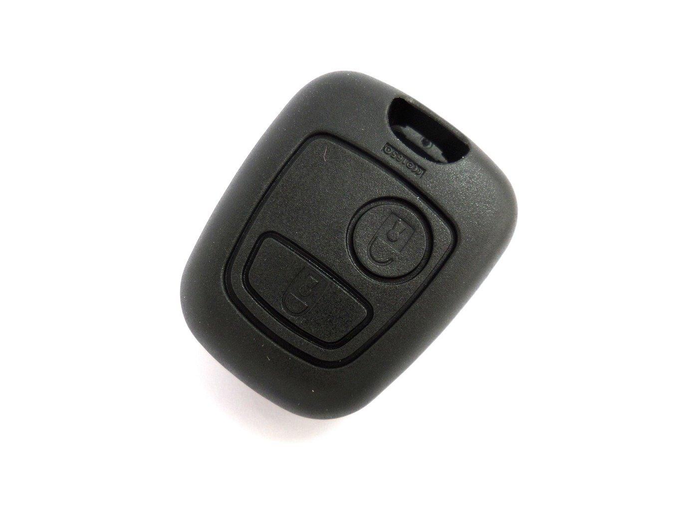 Auto Carcasa para Llave de Peugeot 106 206 207 306 307 406 ...