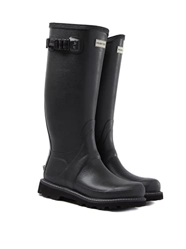 classic fit c0c26 81d1e Hunter Wellies Men's Balmoral II Adjustable Wellington Boots - Slate