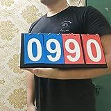 APORO Portable Table Top Scoreboard