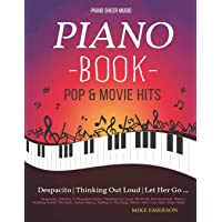 Piano Book Pop & Movie Hits: Piano Sheet Music