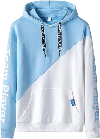 Styles and wear Men Printed Pullover Long Sleeve Hooded Sweatshirt