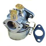 Tecumseh 640298 Carburetor for OHSK70, OH195SA, 5.5hp & 7hp Snowblower models