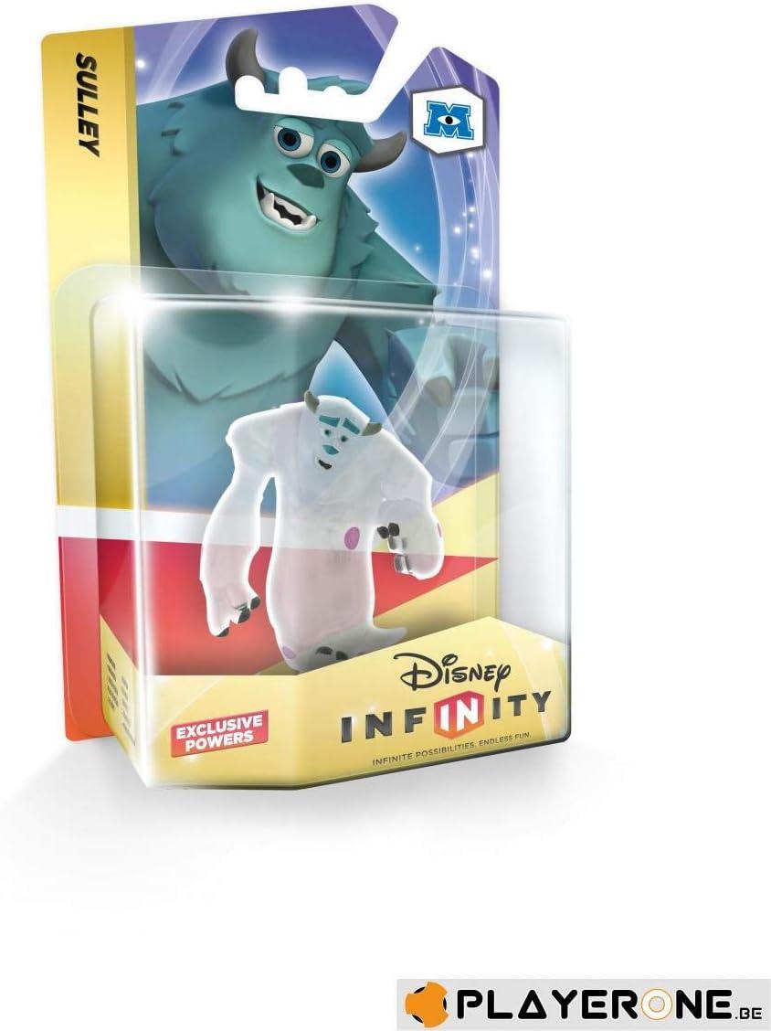 Disney Infinity Character Sulley - Figura interactiva para juego ...