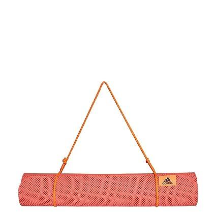 adidas Mat Esterilla De Yoga, Unisex Adulto, Naranja (esctra ...