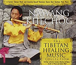 Image of the product The Tibetan Healing Music that is listed on the catalogue brand of imusti.