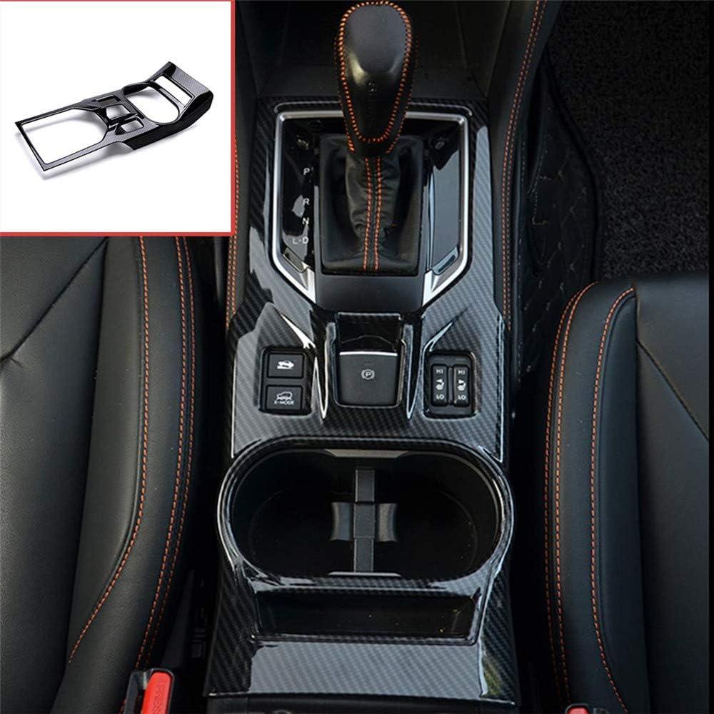 Dogggy Carbon Style ABS Innenraum Schaltkasten Panel Overlay Cover Trim Innenraum Armaturenbrett Zubeh/ör