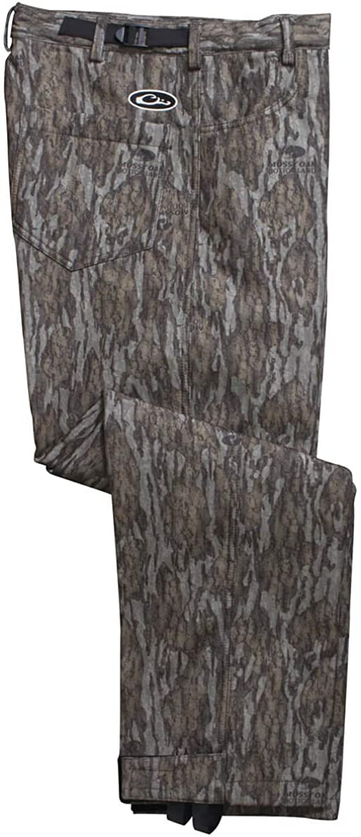 Drake MST Bonded Fleece Pant (Bottomland, Large)