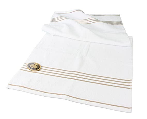 Gözze Rio 140-83-A4 toalla de mano, 2 unidades, 50/100 cm, full-color, rizo, beige, 50 x 100 cm: Amazon.es: Hogar