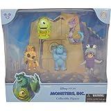 Disney Parks Monsters Inc 5 pc. Figure set PVC (Does Not Articulate) - Disney Parks Exclusive & Limited Availability