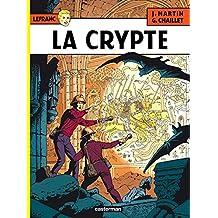 Lefranc (Tome 9) - La Crypte