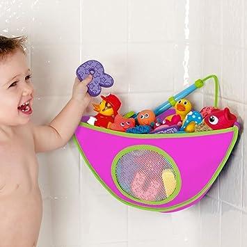 Baby Kinder Bad Toys Aufbewahrungstasche Wasserdicht ...