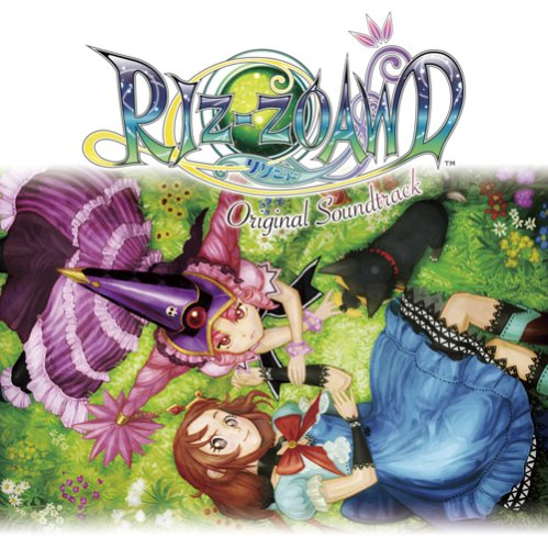RIZ-ZOAWD ORIGINAL SOUNDTRACK(2CD)