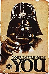 Trends International Star Wars Empire Collector\'s Edition 24\