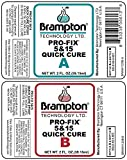 Brampton Epoxy PRO-FIX 5&15 Quick Cure - Golf Club Repair