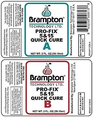 Brampton Epoxy PRO-FIX 5&15