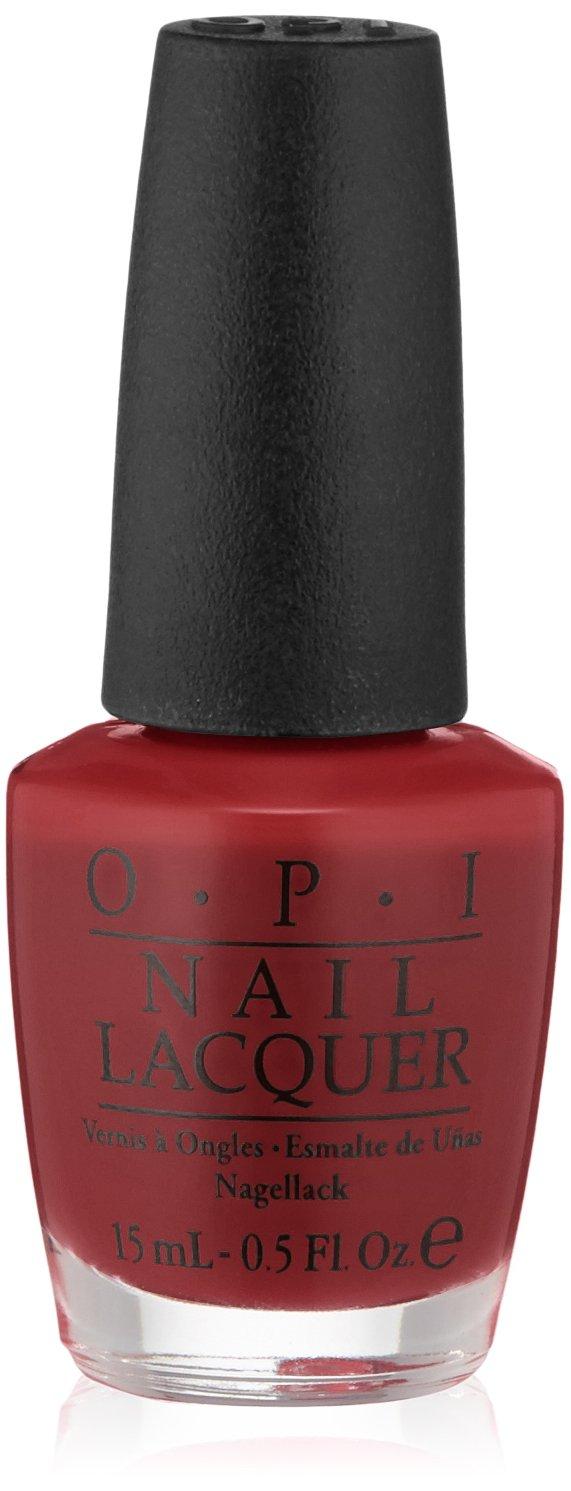 OPI Nail Polish, Got The Blues For Red 15 ml: Amazon.co.uk: Luxury ...