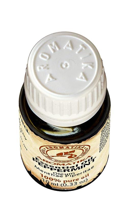 Aceite 100% naturreines aceite esencial 10 ml 0,33 oz, pura & naturales de menta aceite - Mentha Pepe Rita, Indian de para un buen Dormir/estrés ...