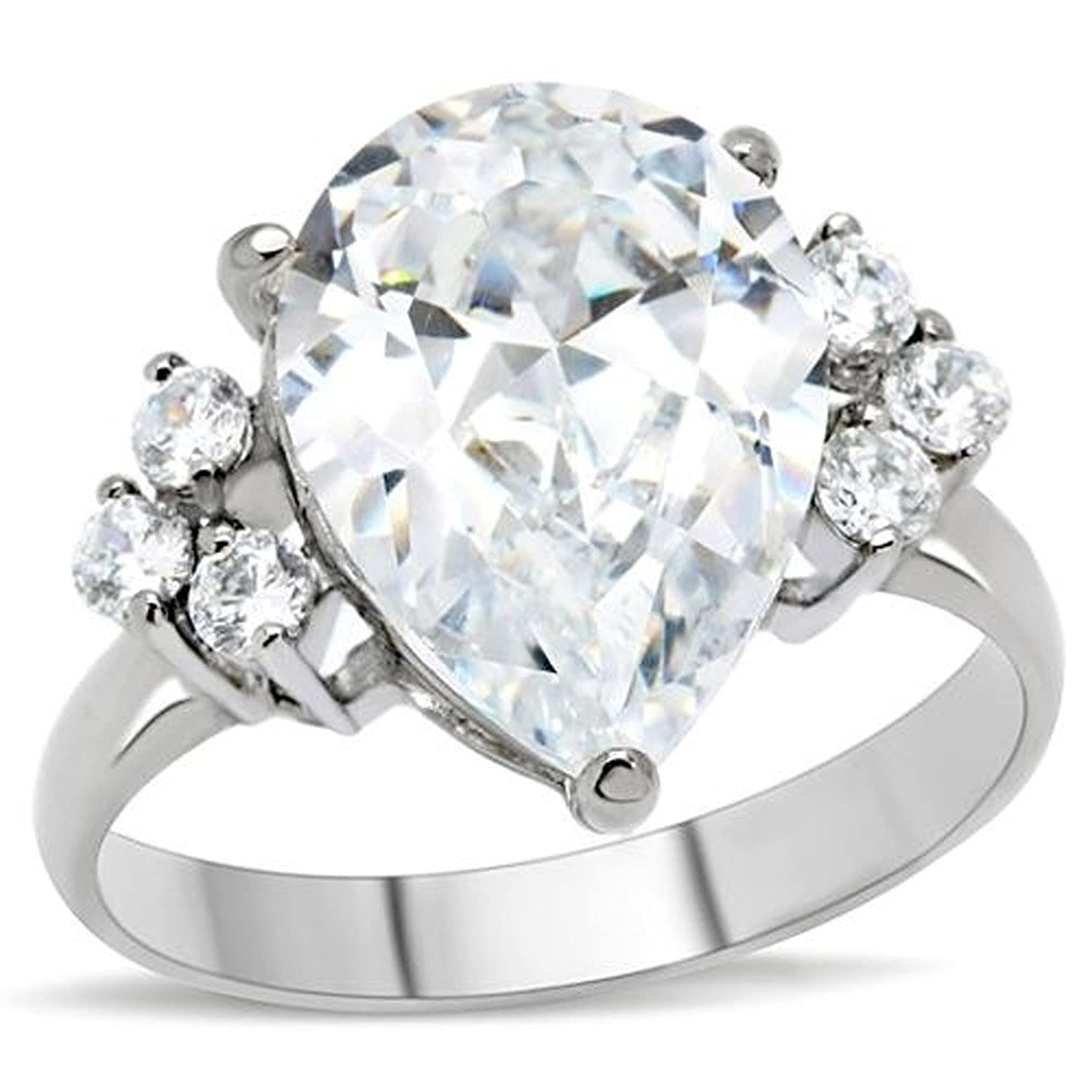 trend gold engagement cluster for ring band settings wedding and rings rose love a jewellery of big diamond the beautiful this cut next
