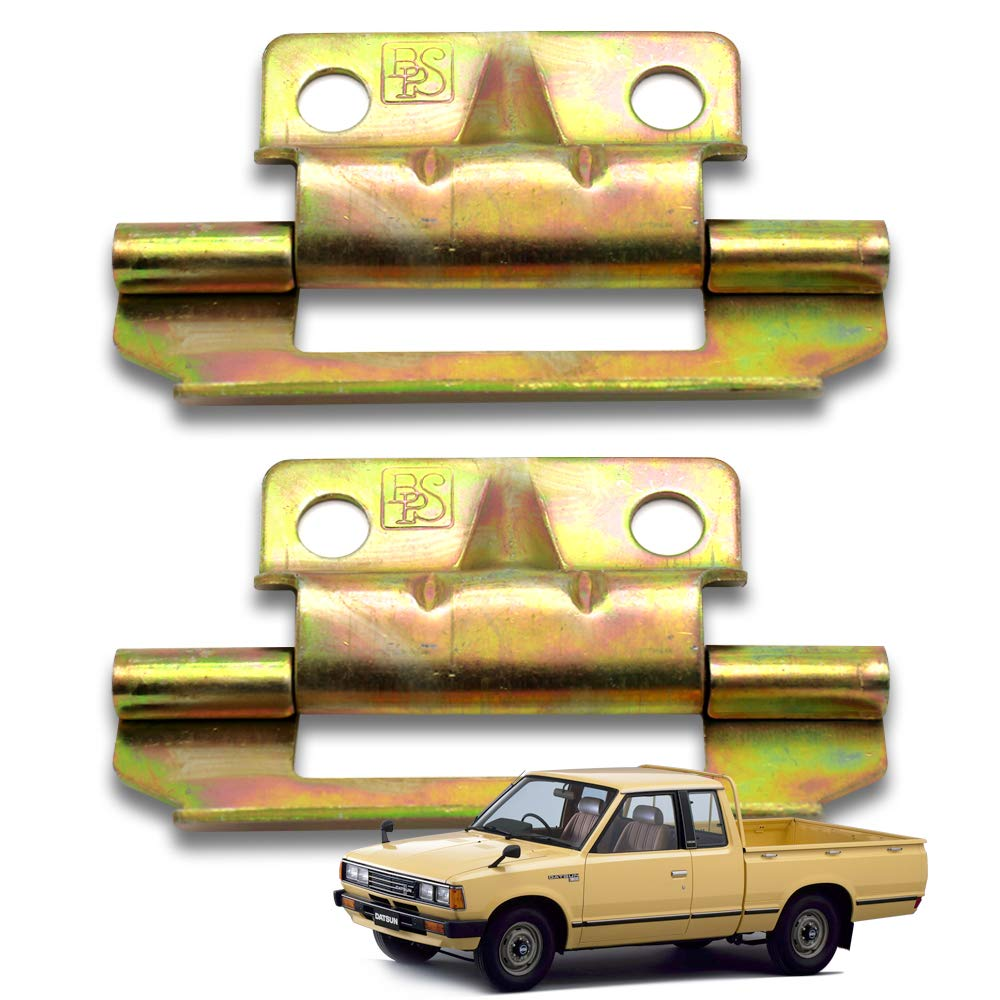 Nonstops Hinge Assy Rear Door Tail Gate 2 Pc Fits Datsun Pickup 720 Truck 1980 1986 by Nonstops