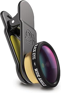 Black Eye HD Wide Angle Objetivo gran angular de 160° para ...