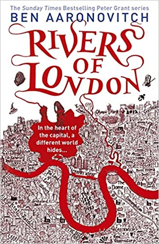 Image result for rivers of london ben aaronovitch