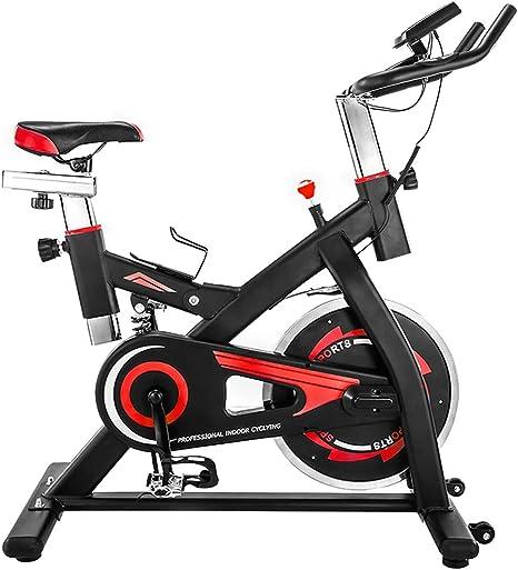 Lovinland Bicicleta de Ejercicio para Interior y Bicicleta ...