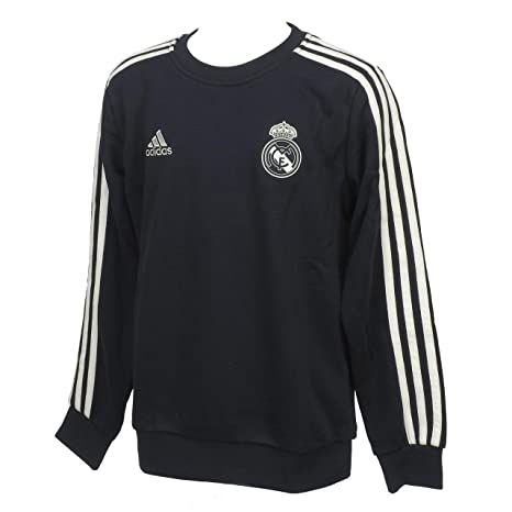 7c9eda837 Image Unavailable. Image not available for. Color  adidas 2018-2019 Real  Madrid Sweat Top (Dark Grey) - Kids