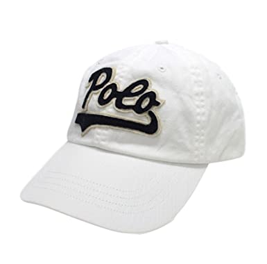 Polo Ralph Lauren Baseball Cap Polo (White)