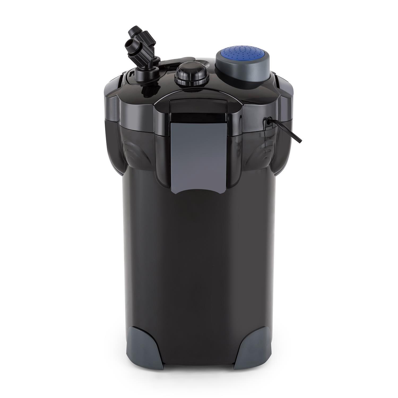 Motore a Pompa 35 W Waldbeck Clearflow 35 1400 Litri//Ora 3 Livelli per acquari con Una capacit/à di 700 Litri Pulizia Facile Filtro Esterno per Acquario Nero