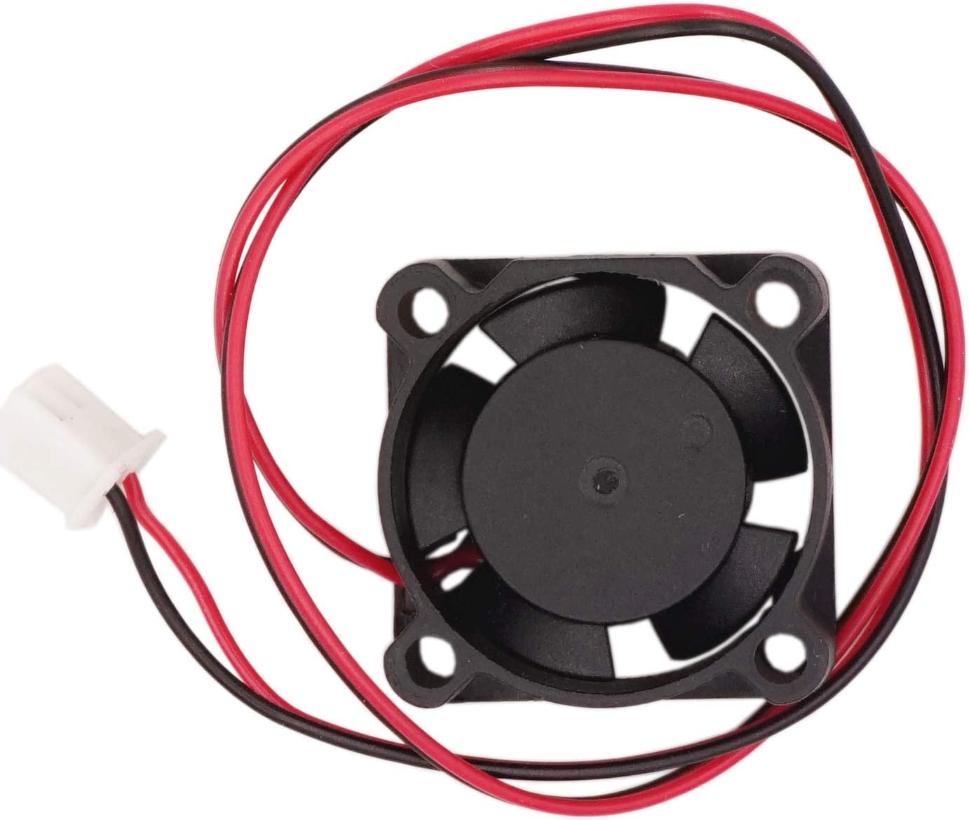 WINSINN 25mm Fan 12V Hydraulic Bearing Brushless 2510 25x10mm for DIY Mini Cooling PCB//Notebook//Graphics Card Pack of 5Pcs High Speed