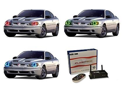 a4b06a8cf7cdb Amazon.com: FLASHTECH for Pontiac Grand Am 95-05 V.3 Fusion Color ...