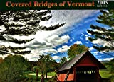 Covered Bridges of Vermont Wall Calendar