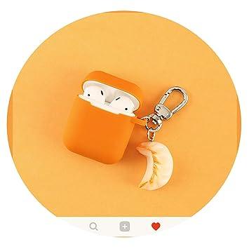 Amazon.com: Bonito estuche para auriculares de silicona con ...