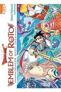 Dragon Quest, Emblem of Roto, tome 5 par Kamui Fujiwara