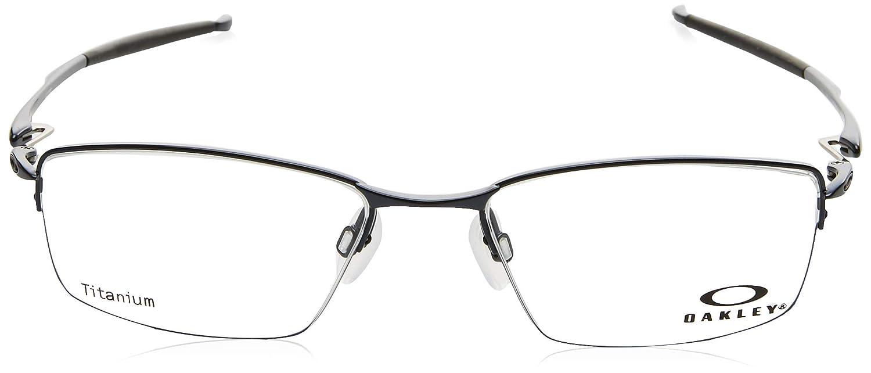 fa681c1129 OAKLEY OX5126 - 512602 GAUGE 3.1 Eyeglasses 54mm at Amazon Men s Clothing  store