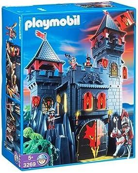 Playmobil 3269 - La fortaleza del dragón