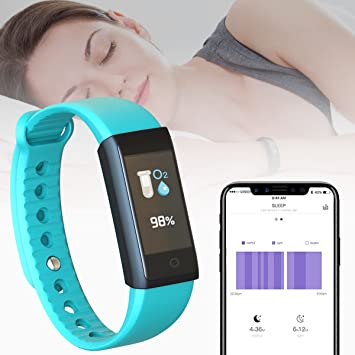 Indigi color Protector de fitness pulsera Smartwatch corazón tasa ...